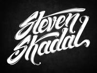 Steven Skadal - logo