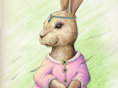Miss Rabbit - stage 2