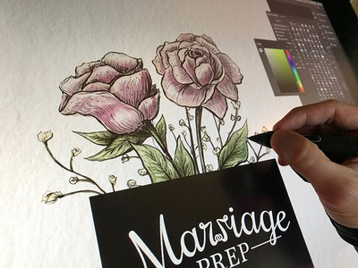 Marriage Prep - Booklet Cover
