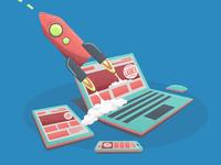 Web Rocket