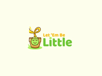 Let 'Em Be Little - logo design