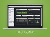 LightSpeed - Dashboard
