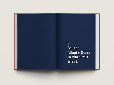 How to Get to Pinchard's Island art book print