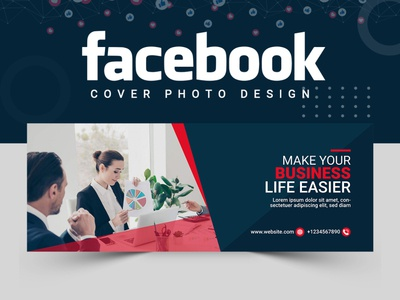 Facebook Cover Design facebook post design banner template abastact banner design banner ads illustration banner set facebook post logo design food vactor facebook cover cover design