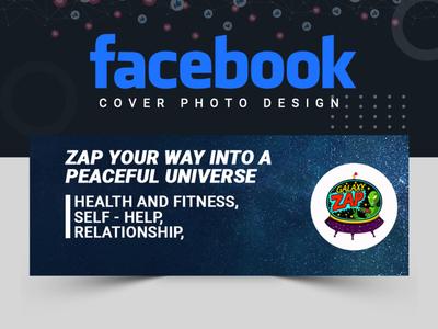 Facebook Cover Design branding ui logo abastact banner set abstract logo xd illustrator illustraion designer facebook cover cover design banner template