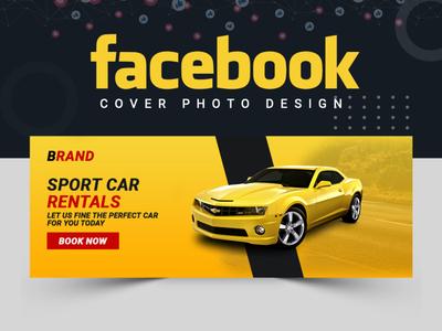 Facebook Cover Design banner ads banner design abastact design facebook post design facebook cover cover design abstract logo banner set banner template