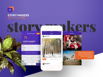 Story Makers Community - Shot01