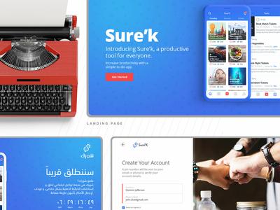 Surek Website