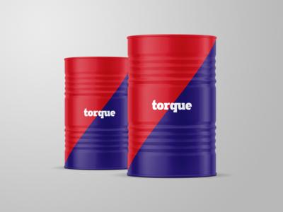 TorqueEngineOil-Branding
