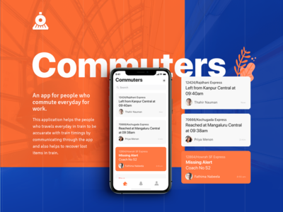 CommutersApp