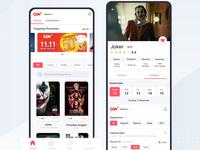 Cinema Revamp Apps- CGV Indonesia