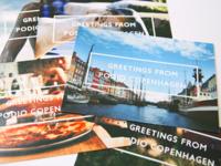 Podio Postcards