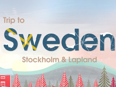 Trip to Sweden Title