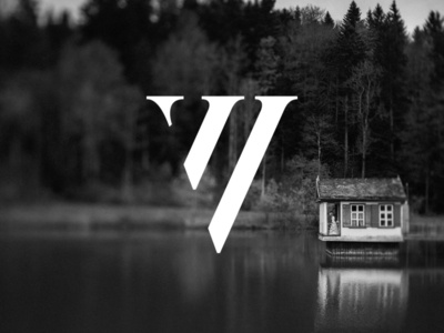 Huefner Design | Veitograf Logo