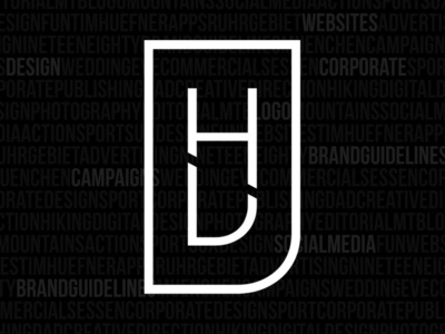 Huefner Design | Logo