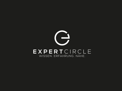 Huefner Design | Logo Expert Circle