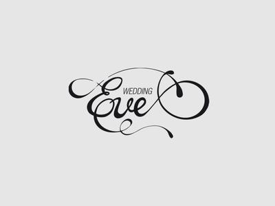 Huefner Design | Logo WeddingEve