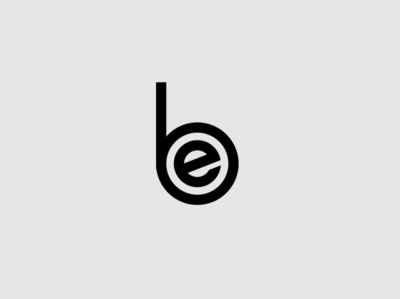 Huefner Design | Logo be kommunikation