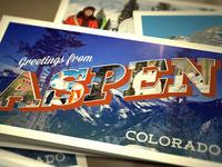 Travel Postcards