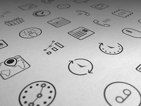 Icons iconset icons