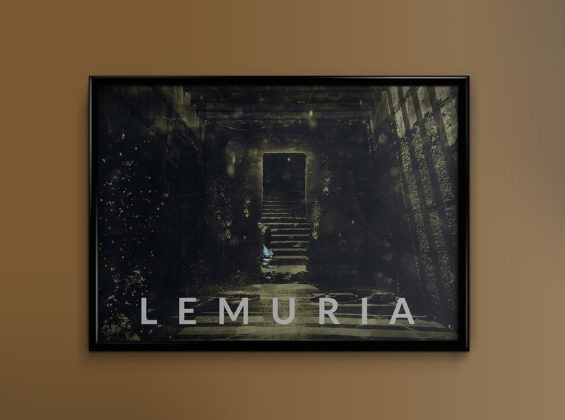 Lemuria | Poster design graphic design poster art poster