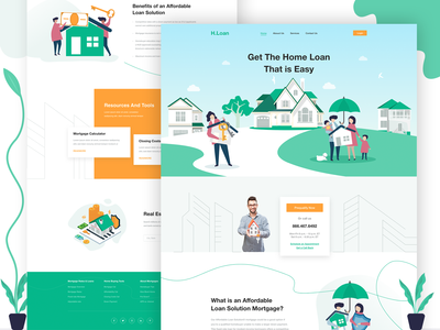 Home loan solution