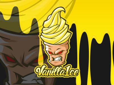 angry icecream esport logo