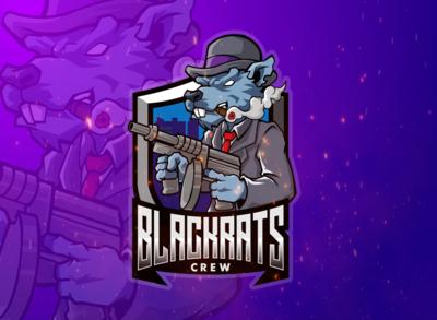 blackrats esport logo
