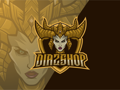 diablo esport logo