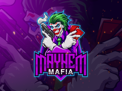 joker esport logo