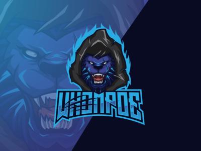 lion reaper esport logo