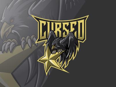 raven and star esport logo
