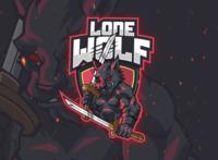 lone wolf esport logo