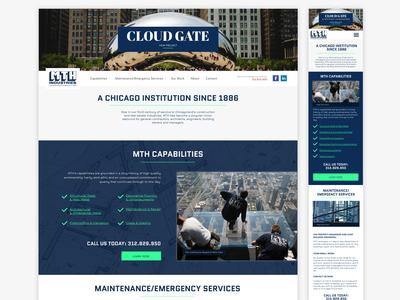MTH Industries Portfolio Site