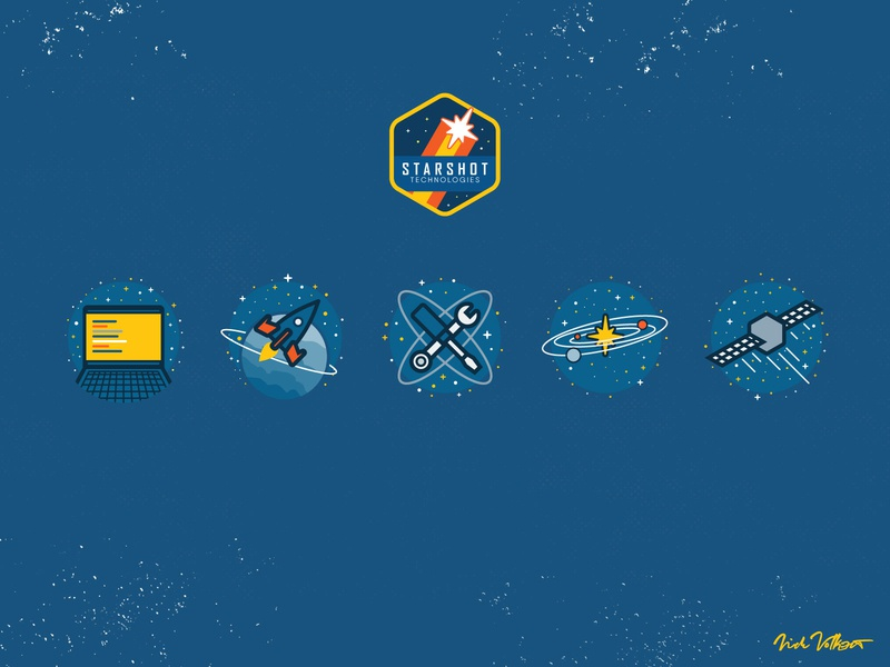 Starshot Experts Icon Set
