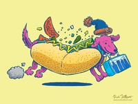 Chicago Dog: Lunch Pail