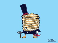 Fancy Captain Pancake