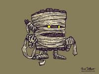 The Mummy Log