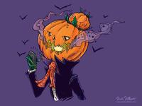 The Pumpkinbun
