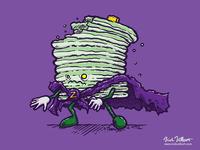 Captain Zombiecake