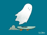 The Ghost Skater