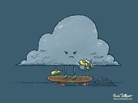 Thunder Cloud Skater