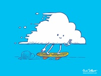 The Cloud Skater