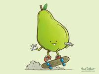 The Pear Skater