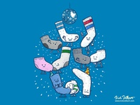 Lost Sock Party