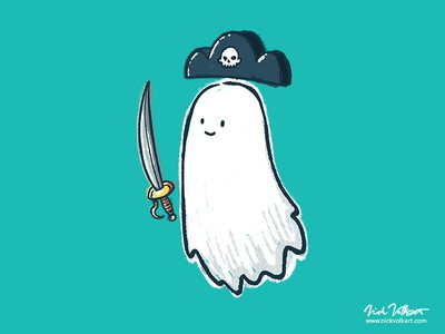 Pirate Ghost
