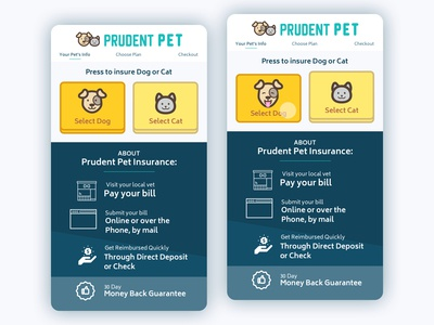 Prudent Pet Start a Quote