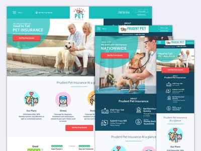Prudent Pet Home Page