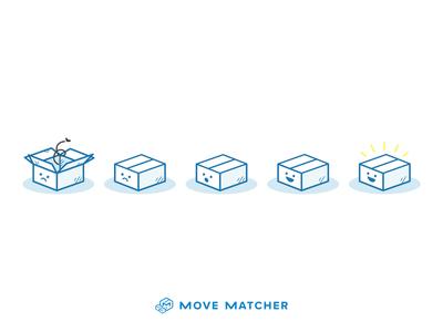 Move Matcher Error Box