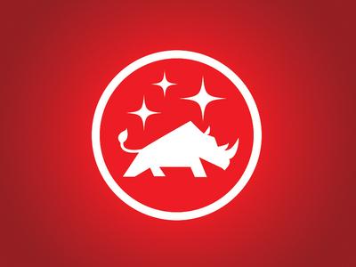Rhino Emblem